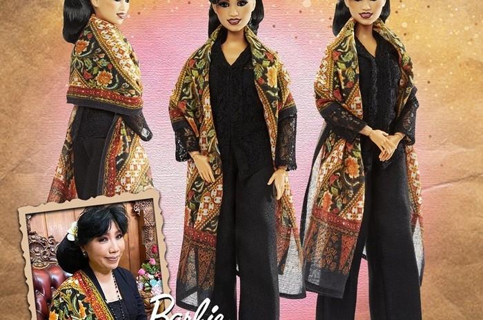 Boneka Barbie Anne Avantie