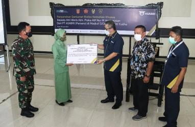 Bank Mantap Salurkan Bantuan Tali Asih ke Prajurit TNI yang Gugur di Papua