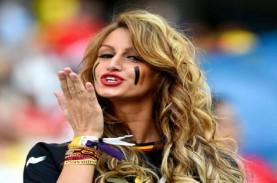 Euro 2020, Deretan Wanita Cantik dan Seksi Suporter…