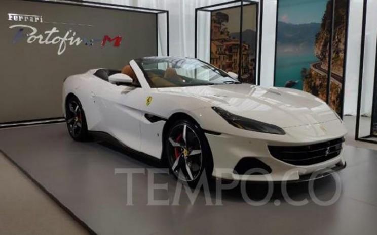 Ferrari Portofino M.  - Tempo/Wawan Priyanto