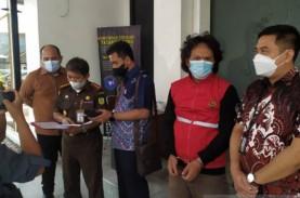 Buron 8 Tahun, Terpidana Korupsi Hibah Pemkot Bandung…