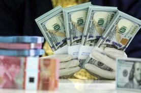 Dolar Sedang Perkasa, Rupiah Melemah Tipis