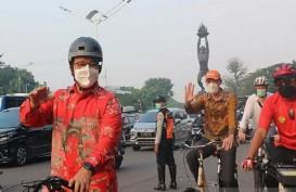 Beda dengan Sepeda, Ini Alasan Motor Dilarang Gunakan Jalan Layang Non Tol