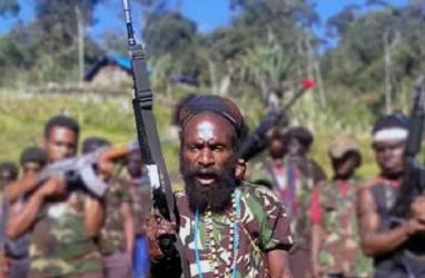 Sadis, KKB Tembak Satu Keluarga Kepala Desa di Papua