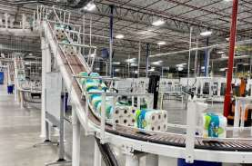 Produksi Kertas 2020 Susut, APKI Optimistis Produksi Tumbuh Tahun Ini