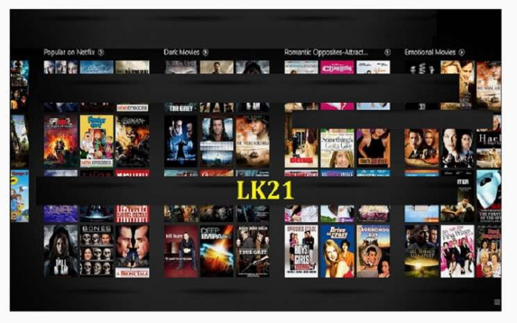IndoXXI, LK21, dan Ganool situs streaming film ilegal  -  Google