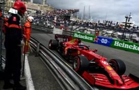 GP Azerbaijan: Verstappen Tercepat di FP, Duet Ferrari Membayangi
