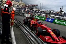 GP Azerbaijan: Verstappen Tercepat di FP, Duet Ferrari…