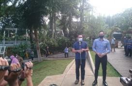 AHY Bertemu Ridwan Kamil di Bandung, Apa Isi Obrolan Mereka?