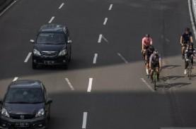 Kemenhub Kampanye Sepeda, Sediakan Jalur Khusus di…