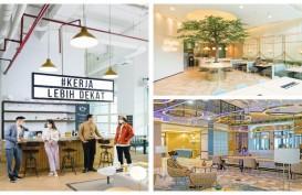 PERENCANAAN INTERIOR : Dinamika Desain Ruang Kerja