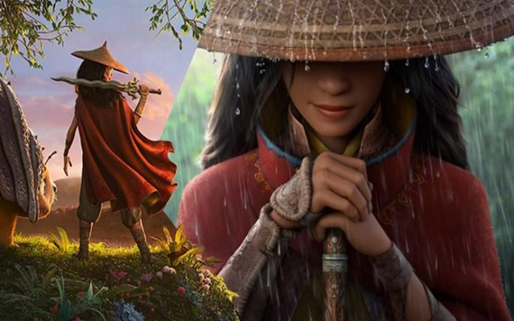 """""""Raya and the Last Dragon"""" - istimewa"""