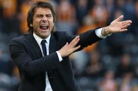 Tottenham Hentikan Upaya Datangkan Conte untuk Gantikan…