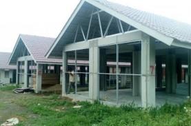 Kementerian PUPR Bangun 292 Unit Huntap Risha di Bima…