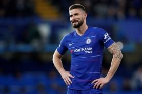 Chelsea Perpanjang Kontrak Thiago Silva & Olivier…