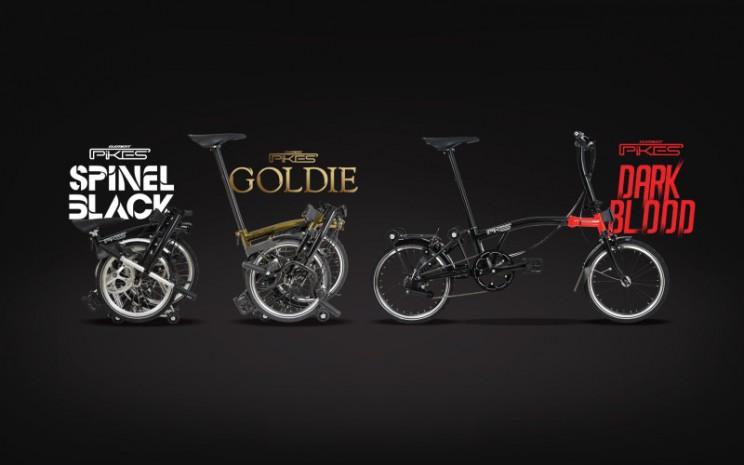 Di pabrik Kendal, Roda Maju Bahagia memproduksi sepeda merek Element MTB. Selain itu juga memproduksi merek Police Bike, Camp, Ion, dan Capriol.  - elementmtb.com