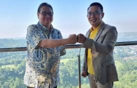 Airlangga Hartarto-Ridwan Kamil Dinilai Cocok Berpasangan