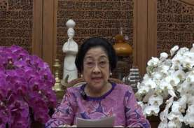 Megawati Resmi Buka Pameran Lukisan di Yogyakarta
