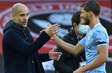 Pep Guardiola & Ruben Dias Terbaik di Liga Primer Inggris