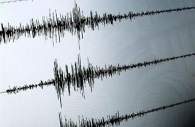 Gempa M3,0 Guncang Cianjur, Warga Panik Berhamburan Keluar Rumah