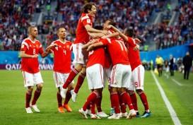 Rusia Taklukkan Bulgaria di Laga Persahabatan Jelang Piala Eropa 2020