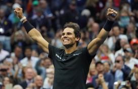 Rafael Nadal & Novak Djokovic Lolos ke 16 Besar Tenis Prancis Terbuka