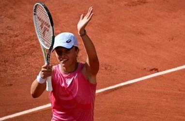 Iga Swiatek & Sofia Kenin Lolos ke 16 Besar Tenis Prancis Terbuka