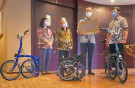 Menperin: Tren Permintaan Sepeda Terus Meningkat Sejak Pandemi