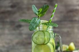 5 Minuman Detoks Menyegarkan yang Bisa Bikin Langsing