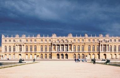 Merasakan Sensasi Menginap Layaknya Anggota Kerajaan di Hotel Mewah Istana Versailles