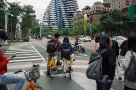 Suplai Terbatas, Taiwan Bahas Produksi Vaksin Covid-19…