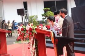 Megawati Bawa Prananda Resmikan Patung Soekarno, Sinyal…