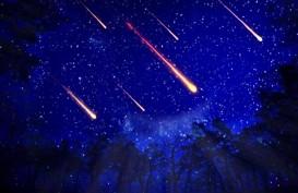 Cara Menyaksikan Puncak Hujan Meteor Arietid Besok, Satu-satunya bisa Dilihat Siang Hari