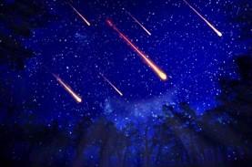 Cara Menyaksikan Puncak Hujan Meteor Arietid Besok,…