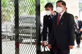 Temui Pemimpin Militer Myanmar, Delegasi Asean Minta…