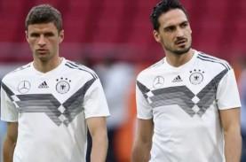 Diunggulkan, Berikut 7 Fakta Timnas Jerman di Euro…