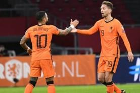 Pemanasan Euro 2020, Timnas Belanda Bantai Georgia…