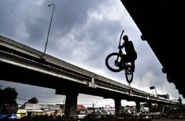 PDIP Sebut Pesepeda Anak Emas Gubernur Anies
