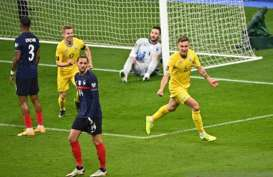 Rusia Marah Besar Atas Jersey Baru Ukraina di EURO 2020