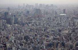 Olimpiade Tokyo Jendela Pertunjukan Properti Jepang