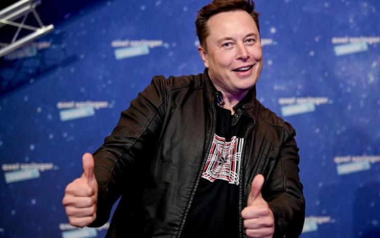 CEO Tesla Elon Musk.  - Bloomberg