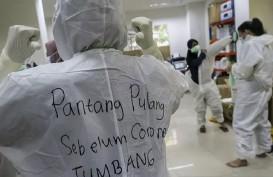 Layanan Covid-19 Terancam, BOR Rumah Sakit di Daerah Naik 100 Persen