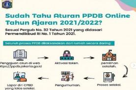 Hari Pertama PPDB 2021 Online di DKI: Server Bermasalah
