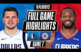 Kawhi Leonard Cemerlang, Clippers Taklukkan Mavericks di Play-off NBA