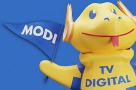 Kominfo Setop TV Analog, Ini Cara Cek Sinyal TV Digital…