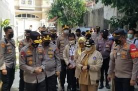 'Micro Lockdown' di Tangerang, 63 Orang Warga RW 03…