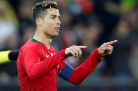 Profil Timnas Portugal di Piala Eropa/Euro 2020, Sang…