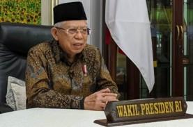 Tulis Buku Darul Misaq, Ma'ruf Amin Tegaskan Pancasila…