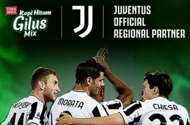 Juventus Kedapatan Sponsor Baru dari Indonesia