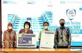 Surveyor Indonesia Beri Label SafeGuard SIBV Pertama pada BPKP